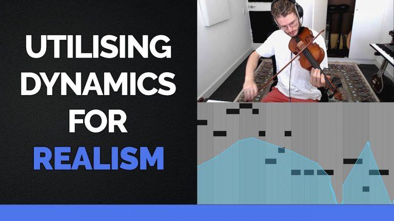 Utilizing Music Dynamics for Realism