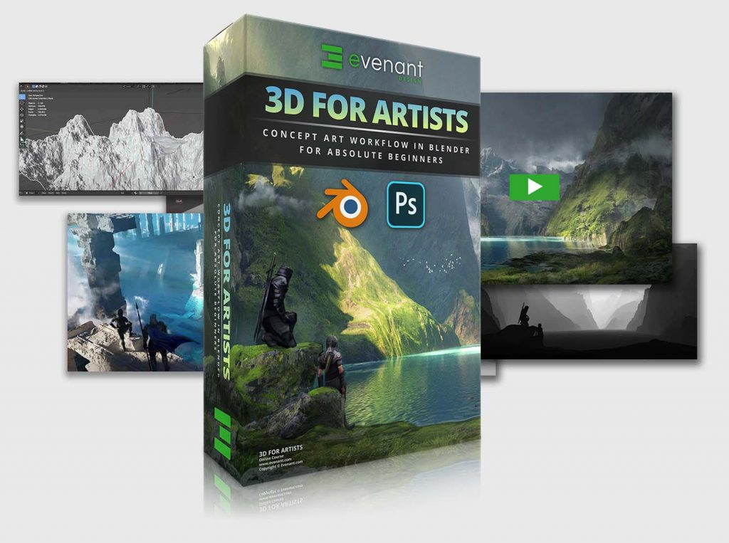 Sign up to the 3D for Artist Course