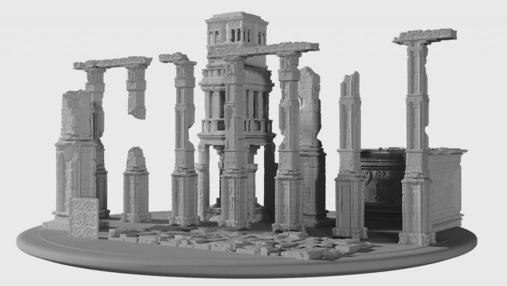 3D for Artists by Walid Feghali. Bonus #1: 3D Models & Assets